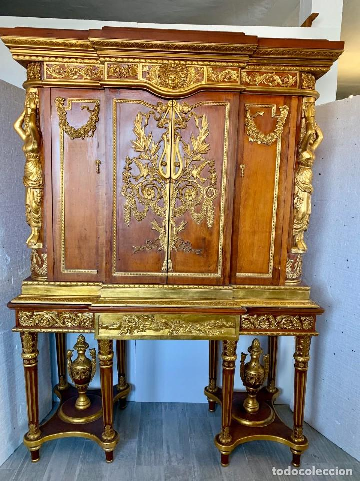 Antigüedades: LIBRERIA PAPELERA - Foto 8 - 152252062