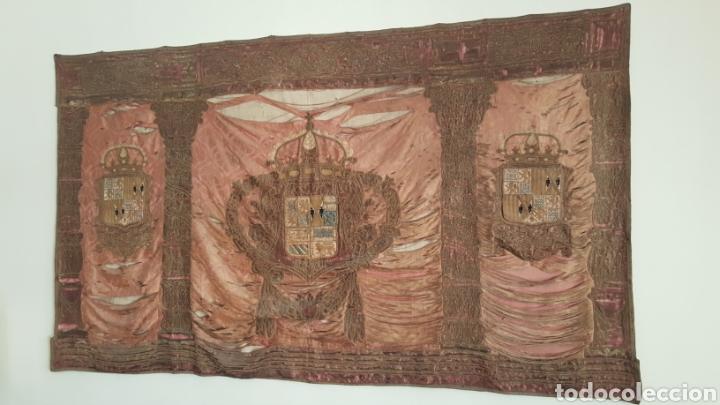 Antigüedades: GRAN REPOSTERO ANTIGUO - Foto 2 - 152285353