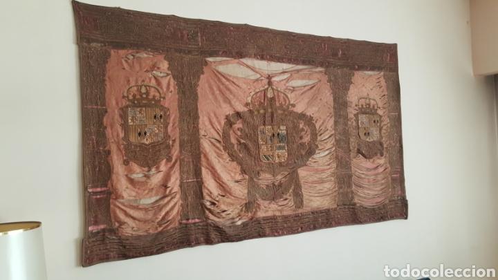 Antigüedades: GRAN REPOSTERO ANTIGUO - Foto 3 - 152285353