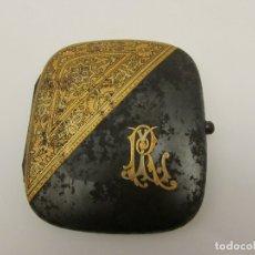 Antiquitäten - PITILLERA DE TRABAJO DAMASQUINADO - 137332086