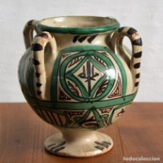 Antigüedades: ANTIGUA ORZA CERAMICA PUNTER TERUEL. Lote 152318398