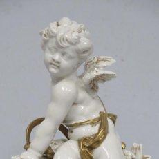 Antigüedades: AMORCILLO ALEGORIA DEL VERANO. ALGORA. Lote 152351586
