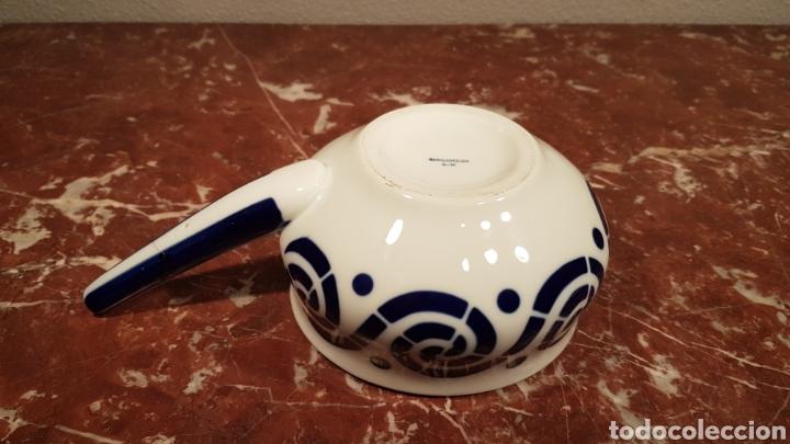 Antigüedades: CAZO DE PORCELANA SARGADELOS - Foto 4 - 152374568