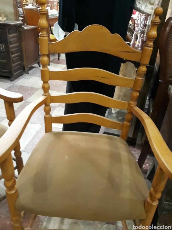 Antigüedades: Pareja de sillones - Foto 2 - 152405254