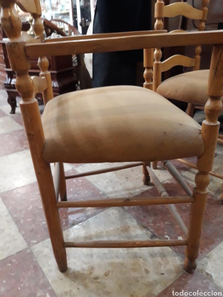 Antigüedades: Pareja de sillones - Foto 3 - 152405254