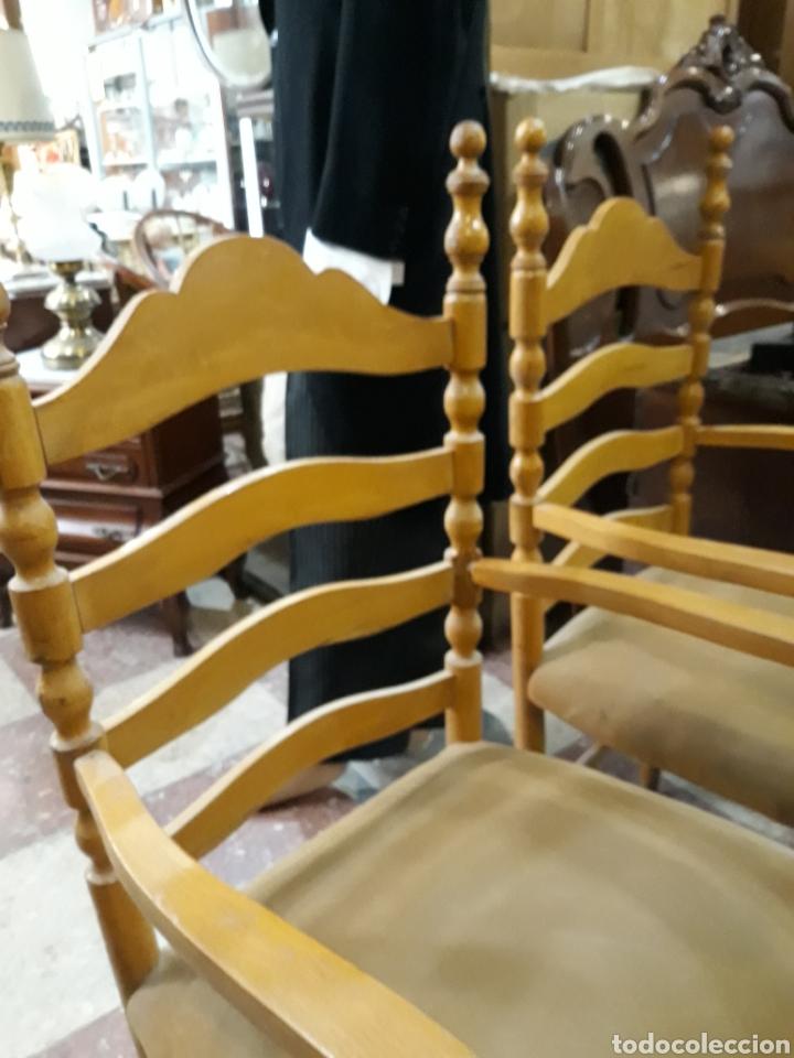 Antigüedades: Pareja de sillones - Foto 4 - 152405254