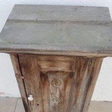 Antigüedades: MESITA AUXILIAR PARA RESTAURAR. Lote 152479105