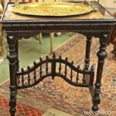 Antigüedades: MESA AUXILIAR. Lote 152481490