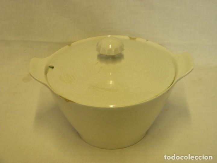 SOPERA PORCELANA BLANCA (Antigüedades - Porcelanas y Cerámicas - Otras)