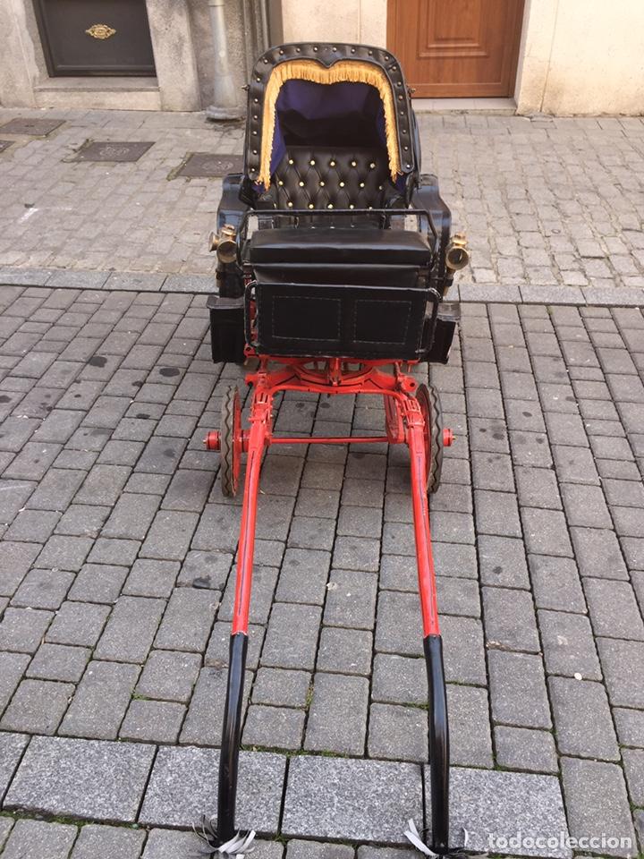 Antigüedades: Carruaje de poni - Foto 4 - 180210911