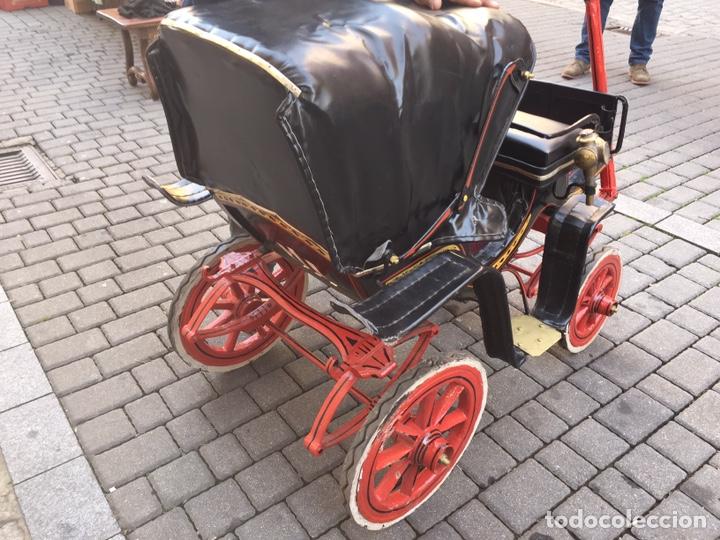 Antigüedades: Carruaje de poni - Foto 8 - 180210911