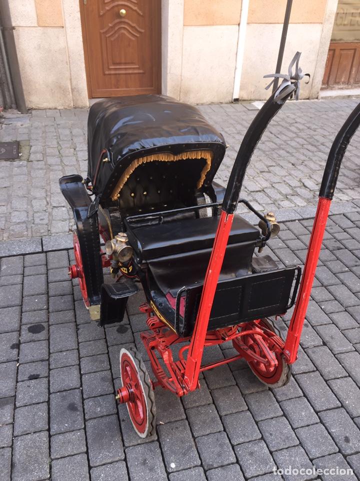Antigüedades: Carruaje de poni - Foto 10 - 180210911