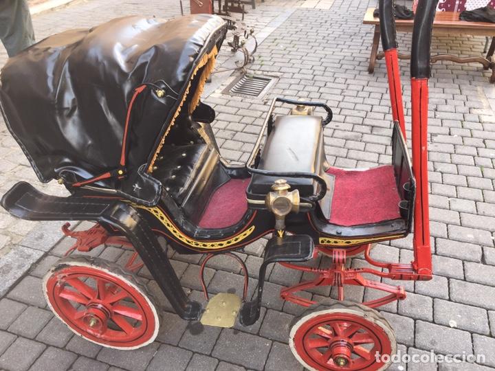 Antigüedades: Carruaje de poni - Foto 13 - 180210911