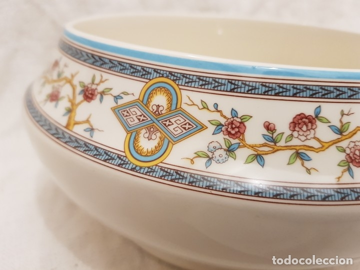 Antigüedades: Ensaladera de cerámica de San Claudio . - Foto 2 - 152590022