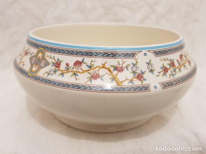 Antigüedades: Ensaladera de cerámica de San Claudio . - Foto 3 - 152590022
