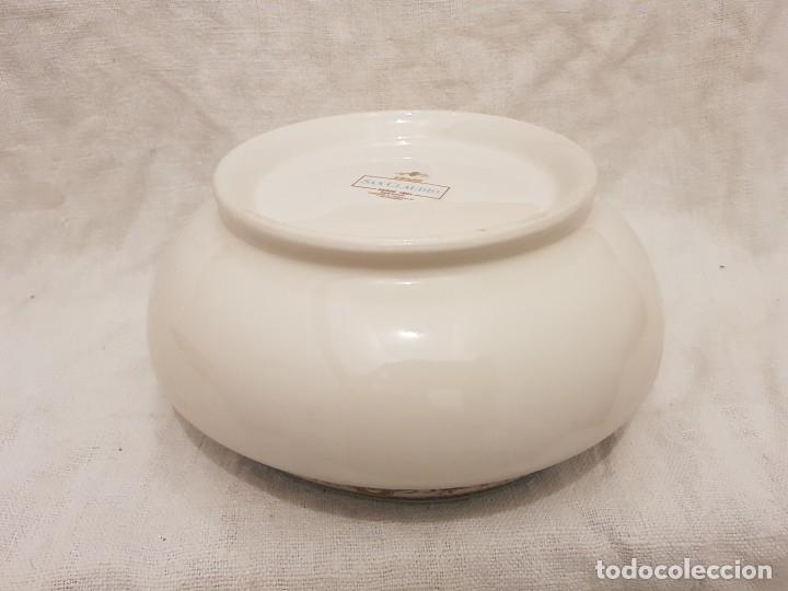 Antigüedades: Ensaladera de cerámica de San Claudio . - Foto 5 - 152590022