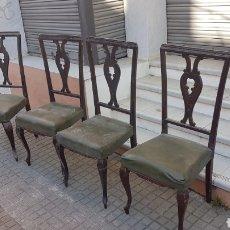 Antigüedades: SILLAS ANTIGUAS. Lote 152594181