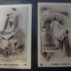 Antiquitäten - ESTAMPAS RECUERDO ORDENACION SACERDOTAL, 1951 - 152646110