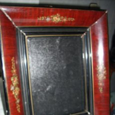 Antigüedades: ANTIGUO PORTAFOTOS GRANDE 35 X 30 CM. Lote 152663416