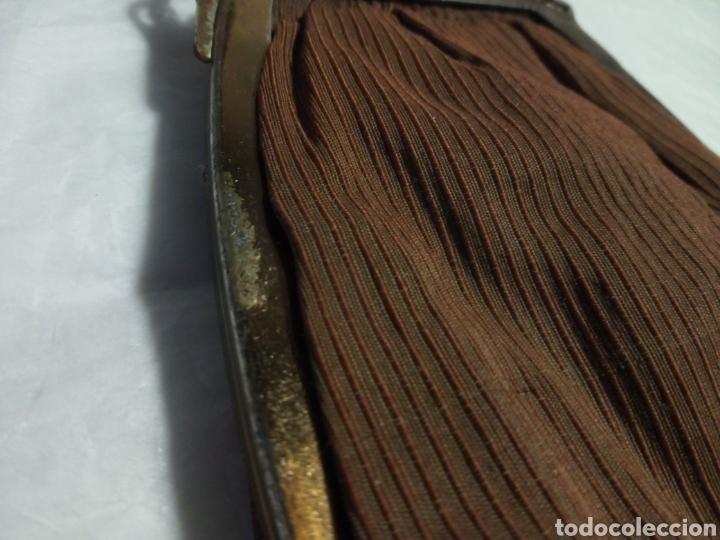 Antigüedades: Antiguo bolso de mano, principios del siglo XX - Foto 5 - 152670012