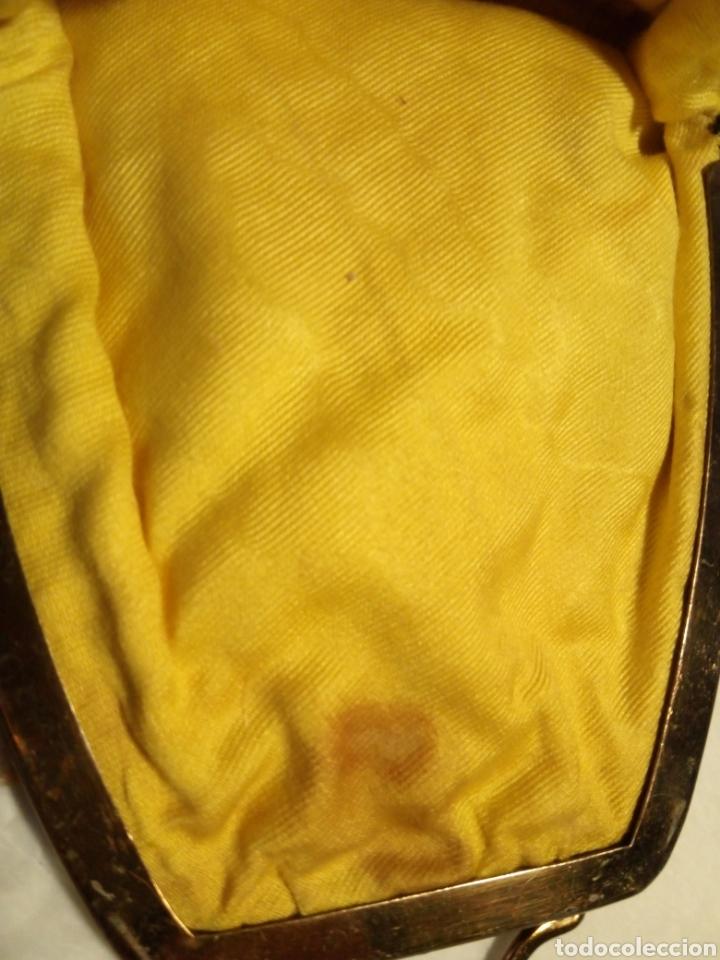 Antigüedades: Antiguo bolso de mano, principios del siglo XX - Foto 9 - 152670012