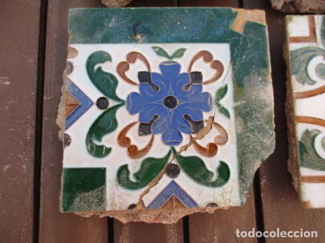 Antigüedades: Azulejos Mensaque Rodriguez - Foto 2 - 152686910