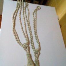 Antigüedades: BONITOS ALZAPAÑOS PARA CORTINAS. Lote 152690090