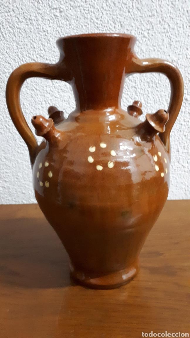BOTIJO O CANTIR (Antigüedades - Hogar y Decoración - Floreros Antiguos)