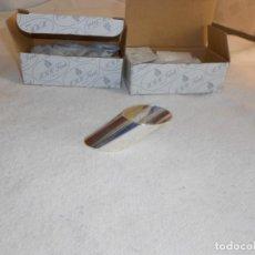 Antigüedades: SERVILLETERO EN METAL PLATEADO. Lote 152759862
