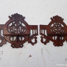 Antigüedades: REPISAS. Lote 152775966