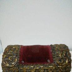 Antigüedades: JOYERO ANTIGUO. Lote 152817878