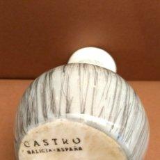 Antigüedades: JARRÓN PEQUEÑO CASTRO SARGADELOS. Lote 152888885