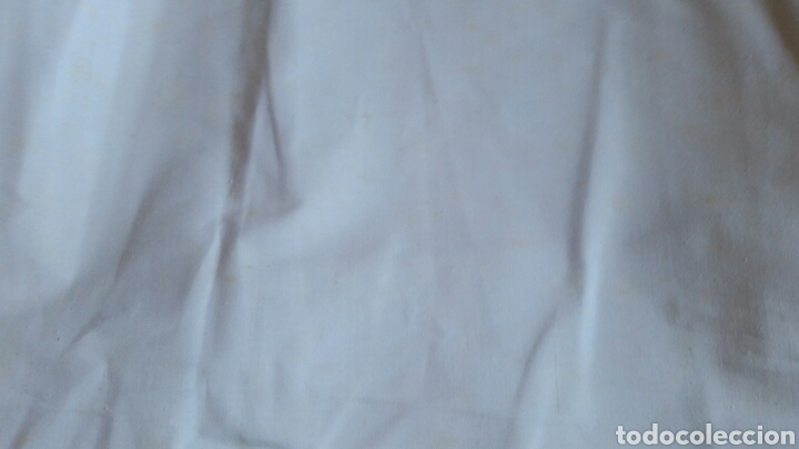 Antigüedades: 22 metros de tela de algodón - Foto 3 - 152912416