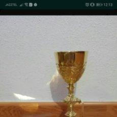 Antigüedades: CÁLIZ CON PATENA. Lote 154663325