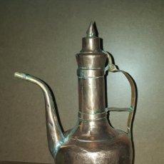 Antigüedades: JARRA DE COBRE PARA AGUA O VINO. Lote 152920834