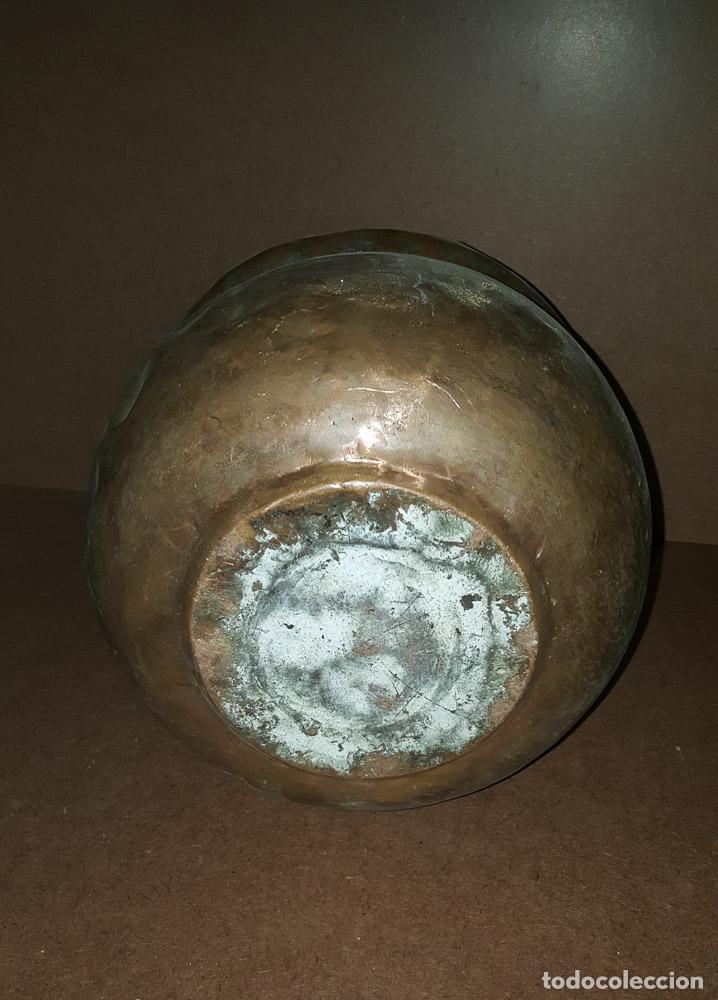 Antigüedades: CALDERA DE COBRE - Foto 5 - 152921790