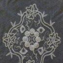 Antigüedades: ANTIGUA PIEZA DE ENCAJE PRINCESA - S.XIX. Lote 152926694
