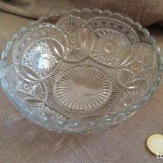 Antigüedades - Cuenco cristal - 152986806
