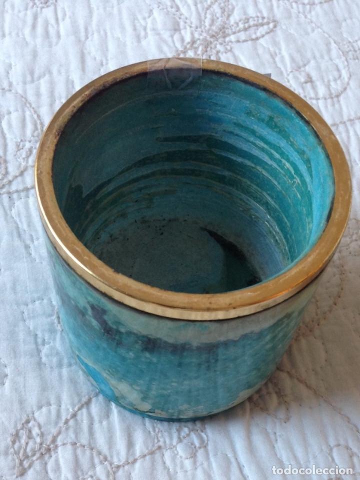 Antigüedades: ceniceros antiguos de alabastro - Foto 3 - 151474690