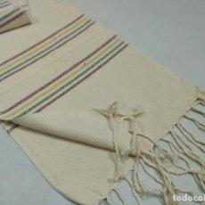 Antigüedades - Faja de algodón rayada - 153073802