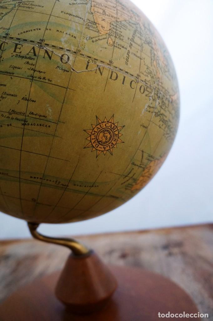 Antigüedades: Bola del mundo dalmau Carles Pla - Foto 4 - 153074094