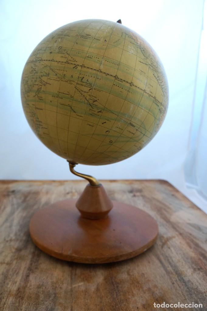 Antigüedades: Bola del mundo dalmau Carles Pla - Foto 7 - 153074094