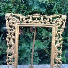 Antigüedades: MARCO DE BRONCE. Lote 153112958