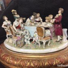 Antigüedades: FIGURA DE PORCELANA FINA. Lote 153207193