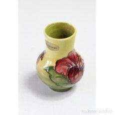 Antiques - Antiguo jarrón Moorcroft - 153242414
