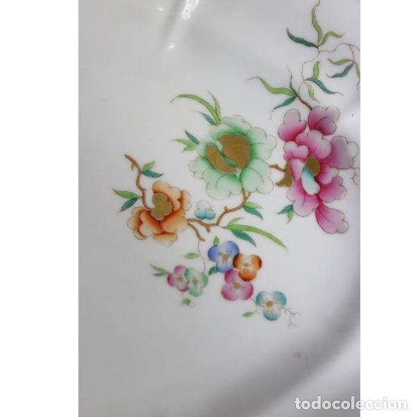 Antigüedades: Antigua fuente de porcelana - Foto 2 - 153250658