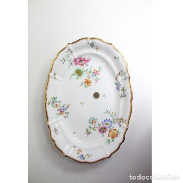 Antigüedades: Antigua fuente de porcelana - Foto 5 - 153250658