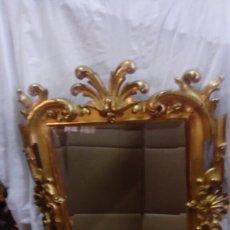 Antigüedades: ESPEJO DORADO. Lote 153259120