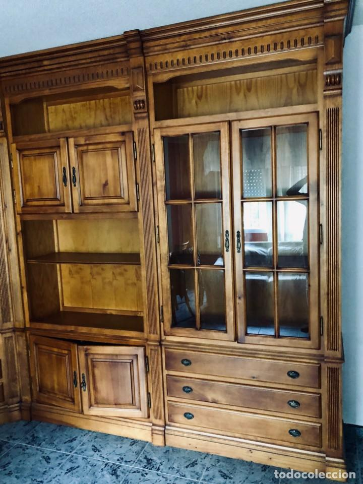 Mueble salón comedor de madera maciza (tipo gua - Verkauft ...