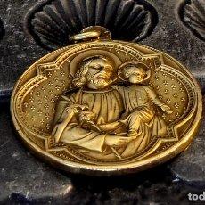 Antigüedades: MEDALLA RELIGIOSA LUDOVIC PENIN DE LYON (#67). Lote 153430462